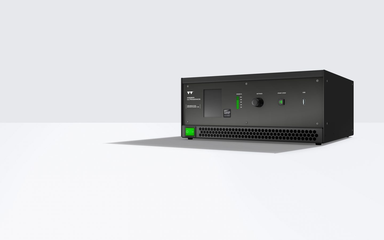 SonoPower 3S - Weber Ultrasonics